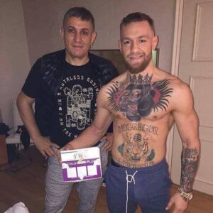 Conor Anthony McGregor