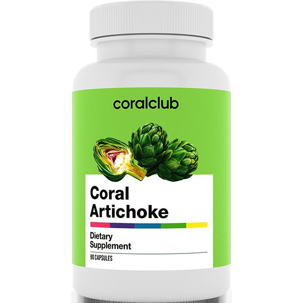 Coral Artichoke carciofo Coral Club