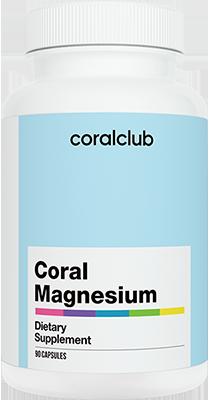 Coral Magnesium Coral Club