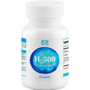 H-600 60 caps
