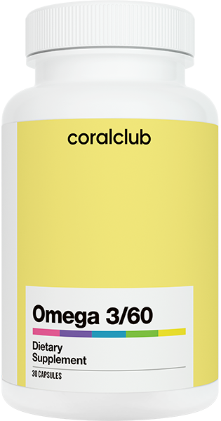 Omega 3 Coral Club - 30