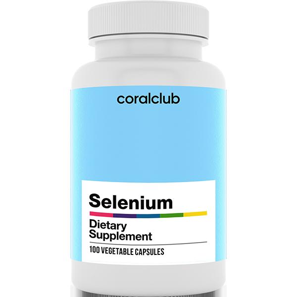 Selenium Coral Club