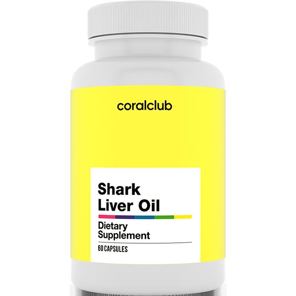 Shark Liver Oil Coral Club
