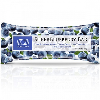 superbluberry bar