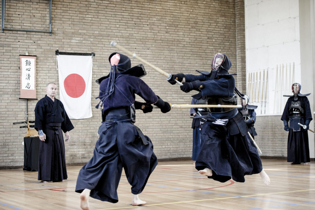 Kendo-Program