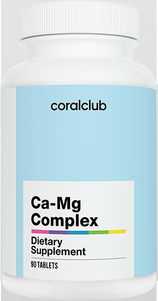 Ca-Mg Complex Coral Club