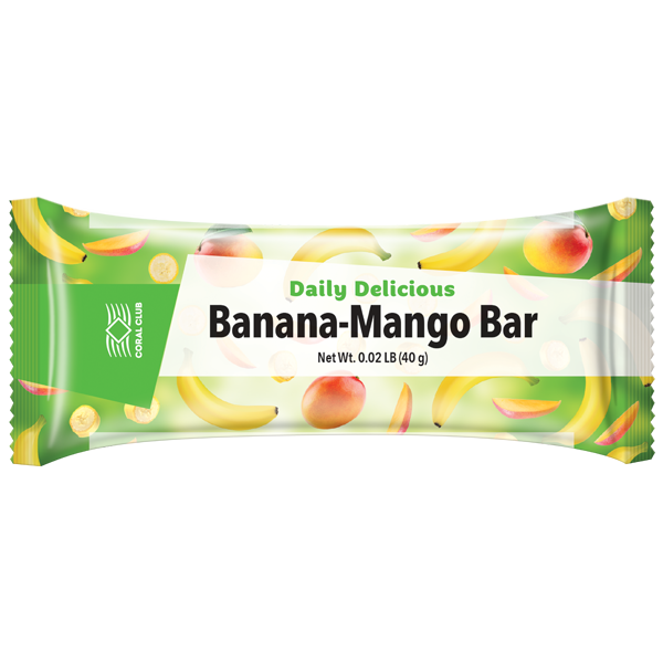 Banana Mango bar
