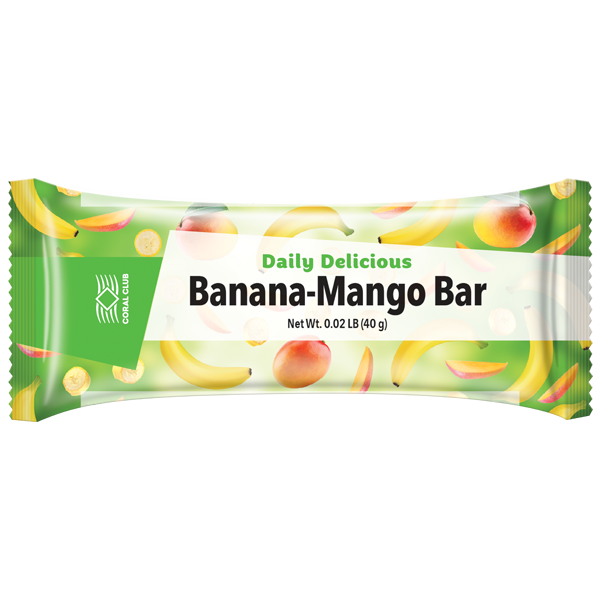 Banana Mango bar