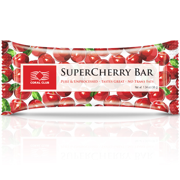SuperCherryBar