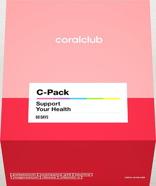 C-PACK Coral Club