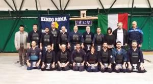 HSL Kendo Roma