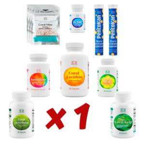 Cortisone Detox Plus 1