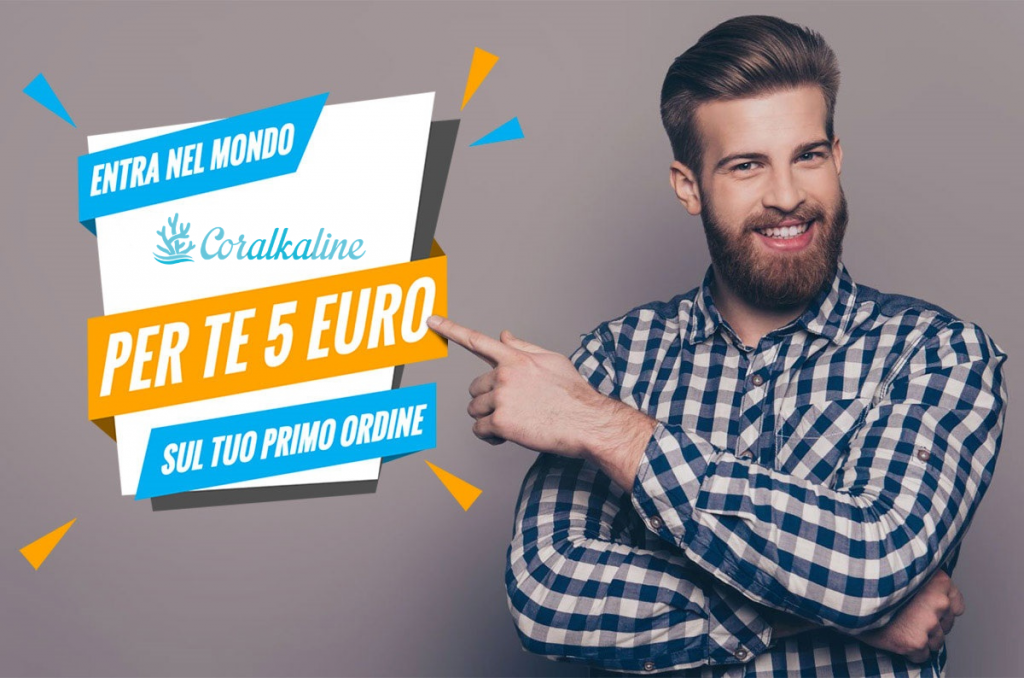 Sconto Welcome