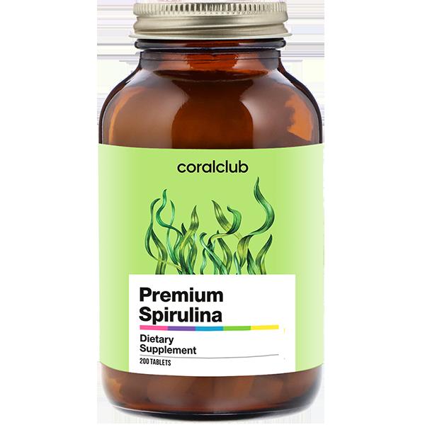 Premium Spirulina Coral-Club