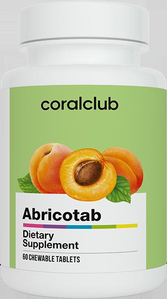 Abricotab albicocca Coral Club